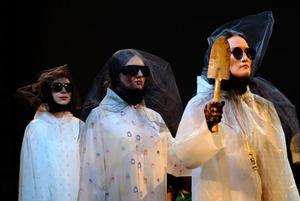 Спектакль «Филумена», поездка на плато «Ассы» и рейв-вечеринка в BULT
