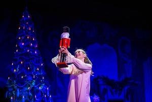 Билокальная выставка, рок-концерт Where Are You Santa и премьера балета «Щелкунчик»
