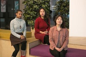 Как три девушки организовали выставку, посвященную жертвам сексуального насилия