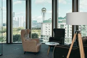 Как выглядит офис Beeline Казахстан