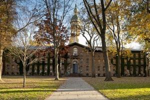 Я учусь в Принстоне