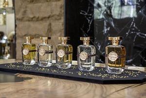 Первые казахстанские духи с ароматами алматинских гор, степи и нефти
