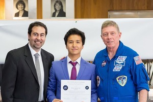 Я учился в NASA United Space School