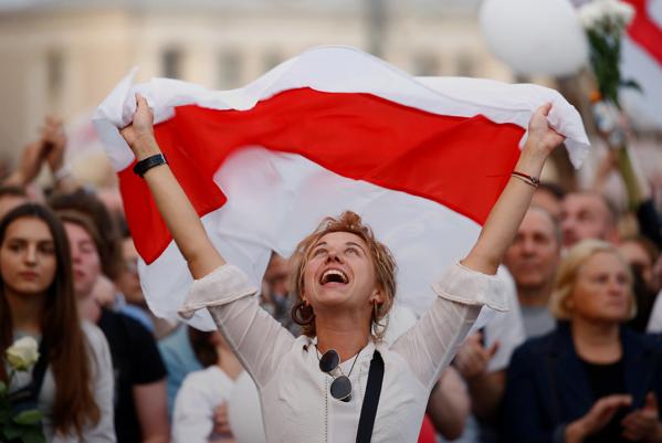 «Мы почувствовали себя единым народом»: Монологи белорусских демонстрантов