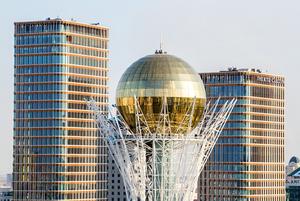 Офис будущего: Как выглядит Talan Towers Executive Hub