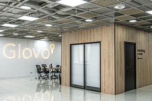 Как выглядит офис Glovo Казахстан