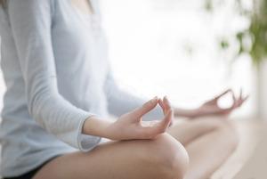 Медитировать, чтобы успокоиться