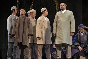«Муз. культура», Опера «Абай» и выставка китайского искусства