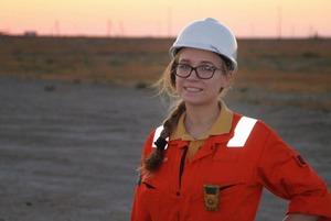 «Я единственная девушка на буровой установке»: 25-летняя Мария Макарова о работе полевым инженером
