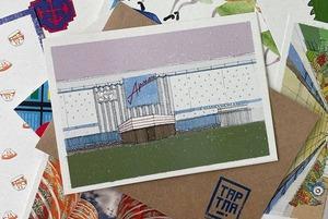 Тартпа: Национальная идентика и локальные отсылки через открытки и календари