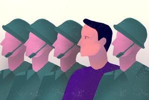 «Я готов набить тату на лице»: Казахстанцы о нежелании служить в армии