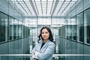 Неслабый пол: Асель Жанасова о том, как развивать IT-сферу Казахстана