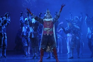 Балет «Щелкунчик», поход в горы и спектакль «Любовь имеющие внутри»