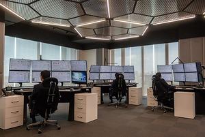 Как выглядит офис «КазТрансОйл»