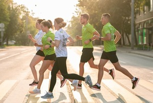 Почему люди участвуют в марафонах?