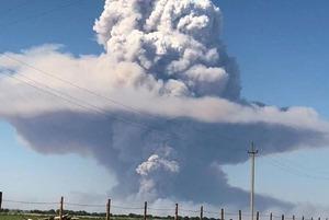 Немирное небо: Хронология взрывов боеприпасов в Казахстане