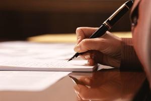 Что делать, если меня отговаривают писать заявление?