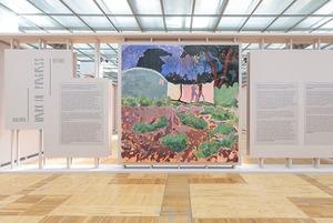 WORK IN PROGRESS: Выставка о том, что стоит за произведениями искусства