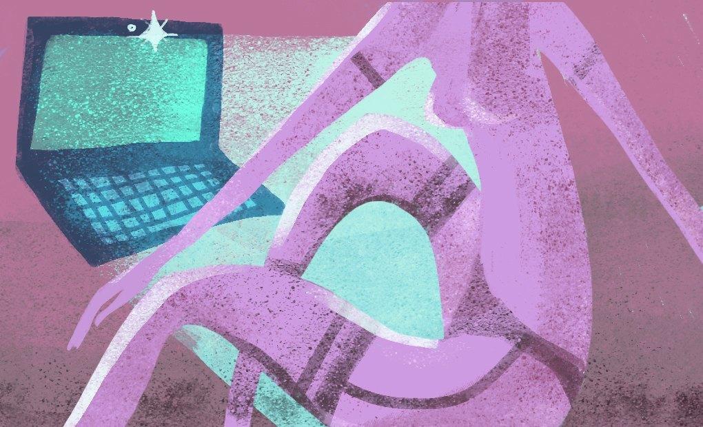 Порно девочки кончают онлайн бесплатно